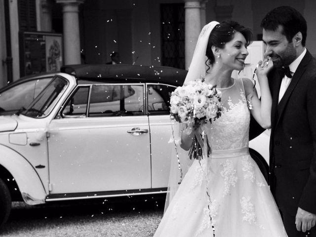 La boda de Alfredo y María en Villena, Alicante 14