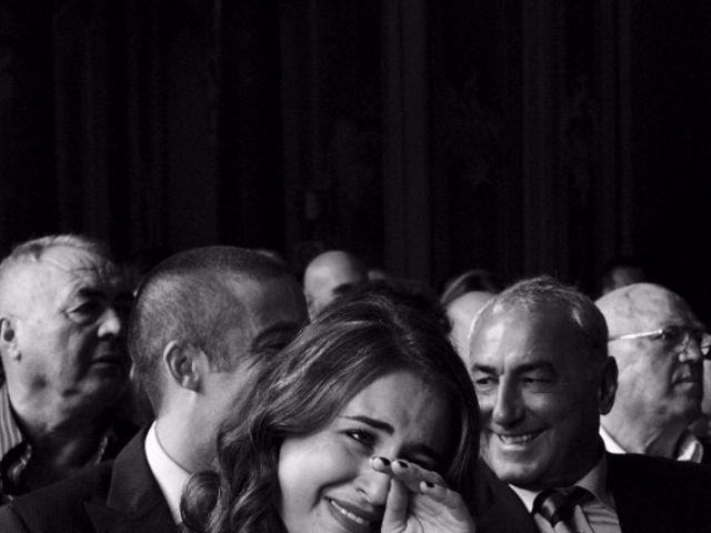 La boda de Alfredo y María en Villena, Alicante 17