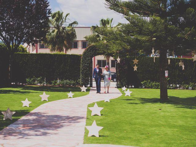 La boda de Juanma y Jessica en Alhaurin De La Torre, Málaga 19