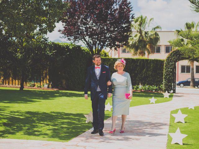 La boda de Juanma y Jessica en Alhaurin De La Torre, Málaga 20