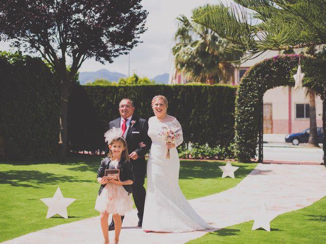 La boda de Juanma y Jessica en Alhaurin De La Torre, Málaga 24