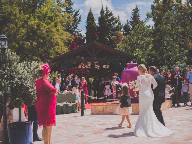 La boda de Juanma y Jessica en Alhaurin De La Torre, Málaga 25