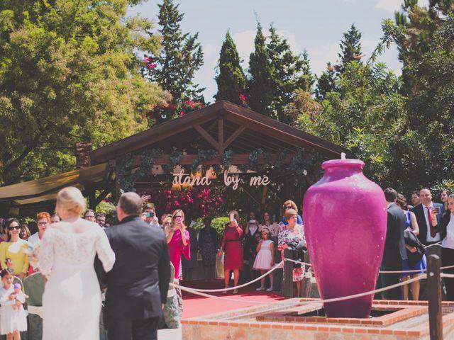 La boda de Juanma y Jessica en Alhaurin De La Torre, Málaga 26