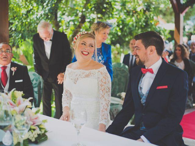 La boda de Juanma y Jessica en Alhaurin De La Torre, Málaga 28