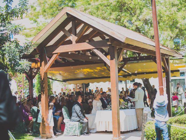 La boda de Juanma y Jessica en Alhaurin De La Torre, Málaga 34