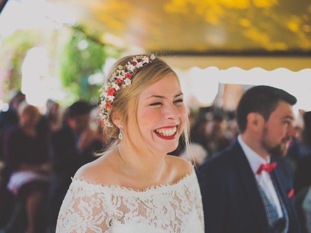 La boda de Juanma y Jessica en Alhaurin De La Torre, Málaga 35