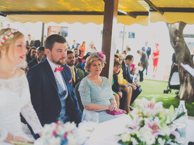 La boda de Juanma y Jessica en Alhaurin De La Torre, Málaga 36