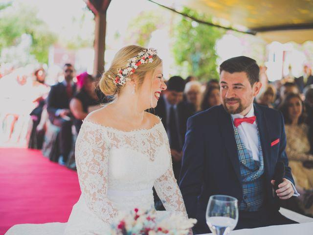 La boda de Juanma y Jessica en Alhaurin De La Torre, Málaga 38