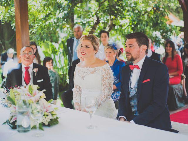 La boda de Juanma y Jessica en Alhaurin De La Torre, Málaga 41
