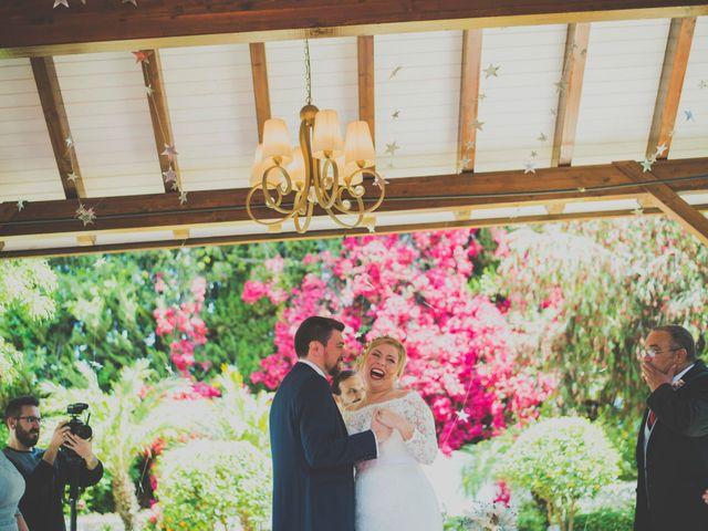 La boda de Juanma y Jessica en Alhaurin De La Torre, Málaga 45