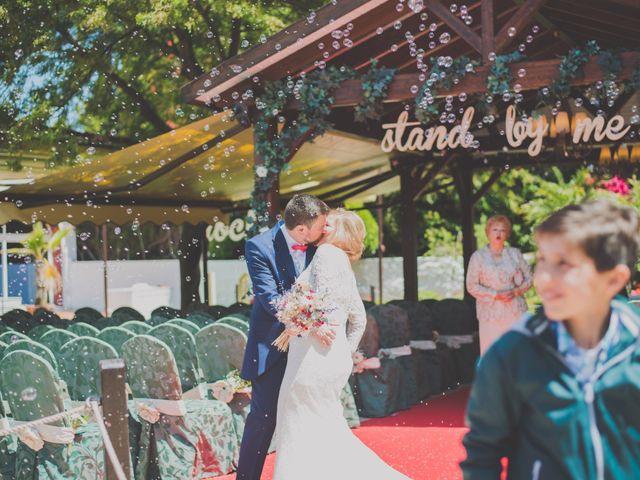 La boda de Juanma y Jessica en Alhaurin De La Torre, Málaga 49