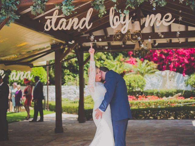 La boda de Juanma y Jessica en Alhaurin De La Torre, Málaga 57