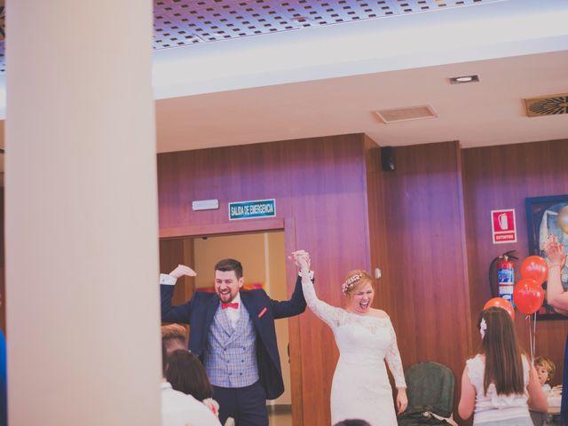 La boda de Juanma y Jessica en Alhaurin De La Torre, Málaga 66