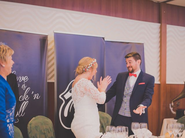 La boda de Juanma y Jessica en Alhaurin De La Torre, Málaga 69