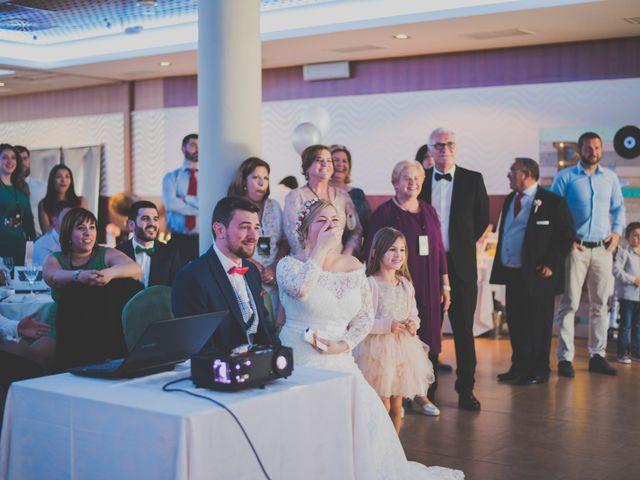 La boda de Juanma y Jessica en Alhaurin De La Torre, Málaga 76