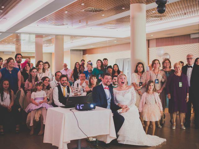 La boda de Juanma y Jessica en Alhaurin De La Torre, Málaga 77