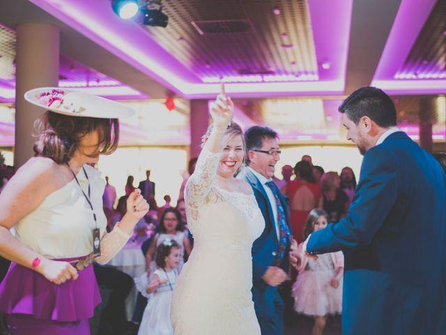 La boda de Juanma y Jessica en Alhaurin De La Torre, Málaga 86