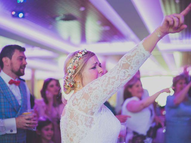La boda de Juanma y Jessica en Alhaurin De La Torre, Málaga 100