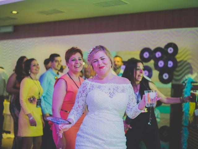 La boda de Juanma y Jessica en Alhaurin De La Torre, Málaga 104