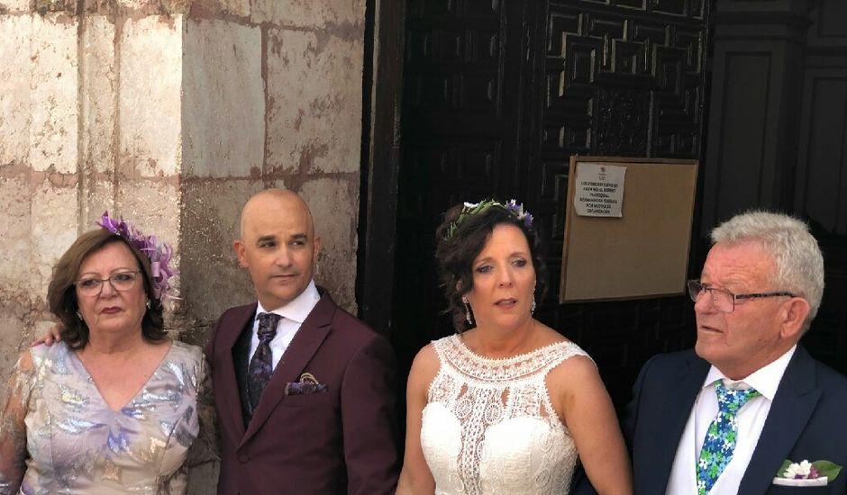 La boda de Raúl  y Loli en Antequera, Málaga