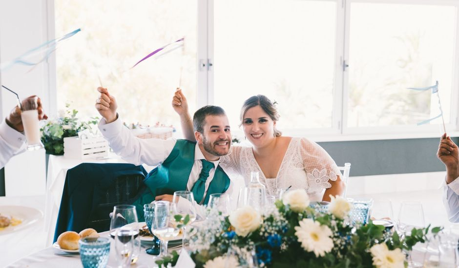 La boda de Cristina y Fran en Salobreña, Granada