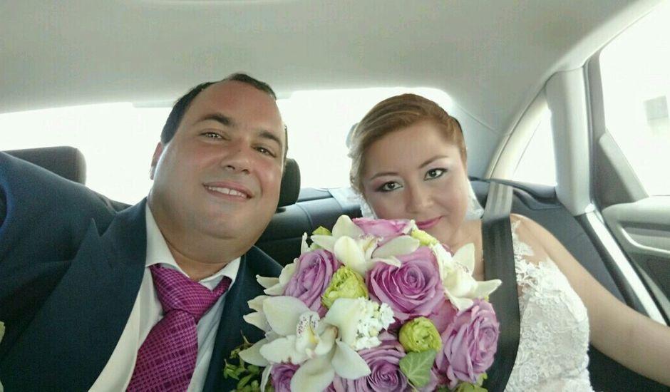 La boda de David  y Cristina en Chiclana De La Frontera, Cádiz