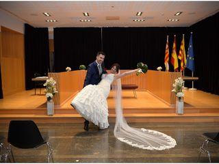 La boda de Andrea  y Toni