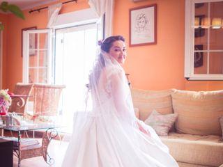La boda de Marga y Sinfo 3