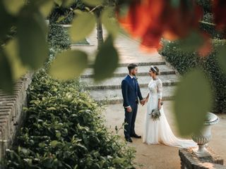 La boda de Sara y Benjamín 1