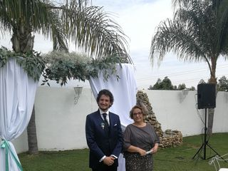 La boda de Antonio Manuel y Adriana 1