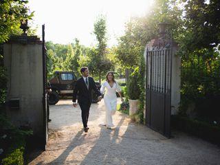 La boda de Paula y Victor