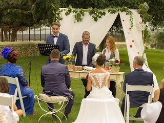 La boda de Patricia y Aitor 1
