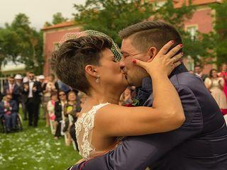 La boda de Patricia y Aitor