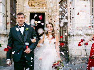 La boda de Rebecca y Ralph