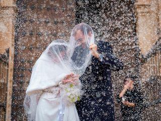 La boda de Anchel y Sedef