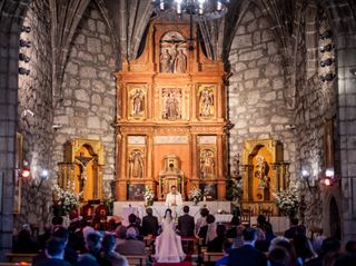 La boda de Bárbara y Daniel 2