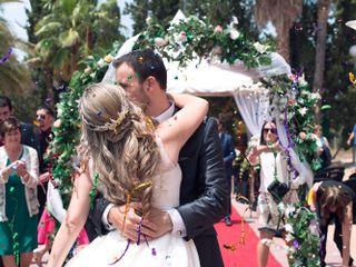 La boda de Ivana y Ismael