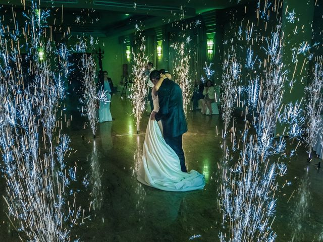 La boda de Shaila y Alberto
