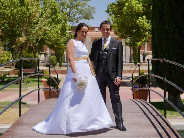 La boda de Susana y Daniel