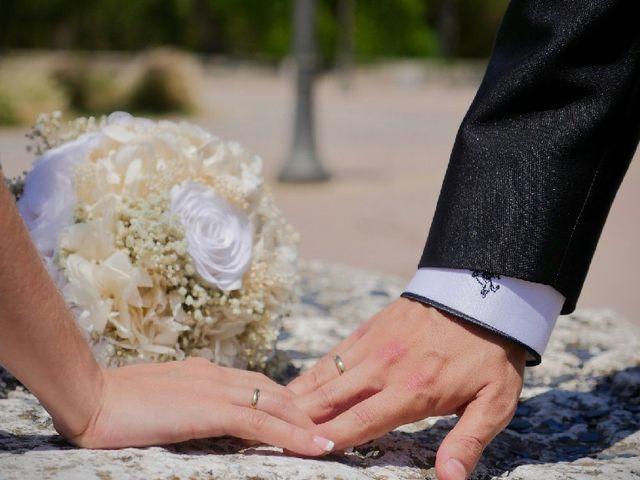 La boda de Daniel y Susana en Getafe, Madrid 2