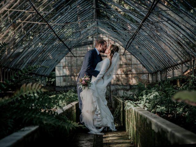 La boda de Elena y Enrique