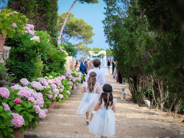 La boda de Jordi y Elena en Blanes, Girona 2