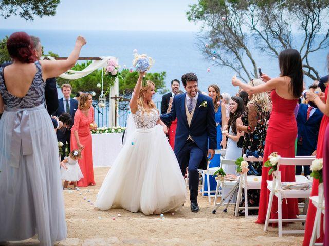 La boda de Jordi y Elena en Blanes, Girona 3