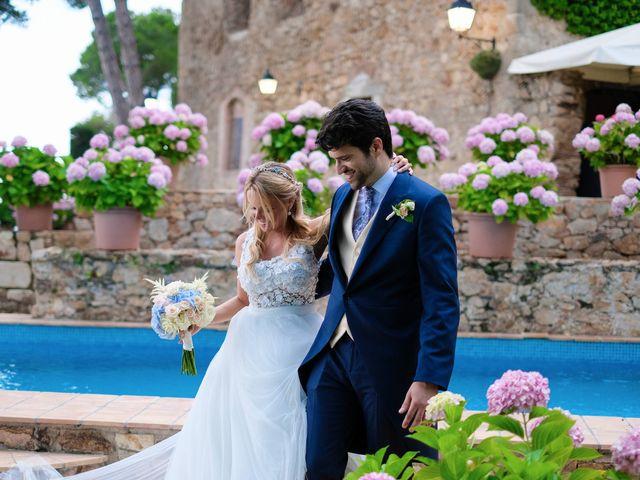 La boda de Jordi y Elena en Blanes, Girona 8