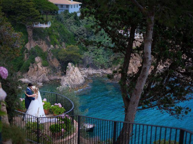 La boda de Jordi y Elena en Blanes, Girona 11