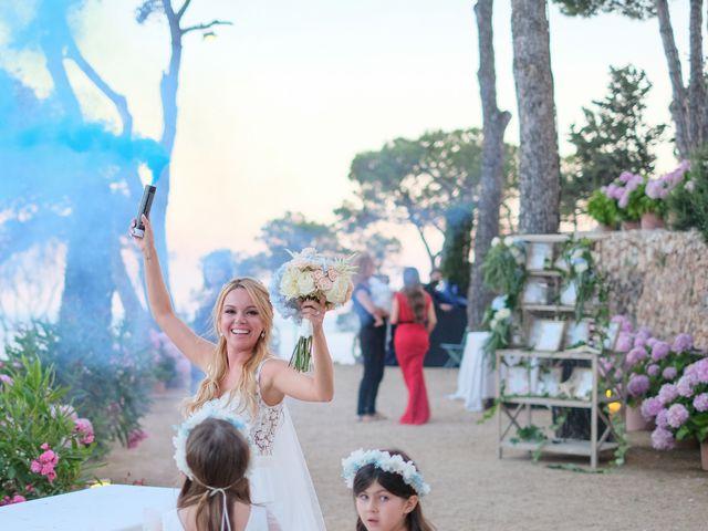 La boda de Jordi y Elena en Blanes, Girona 20