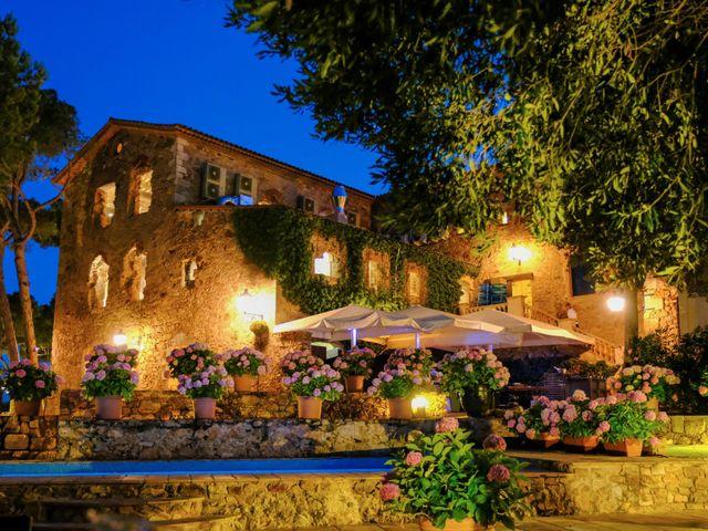 La boda de Jordi y Elena en Blanes, Girona 22