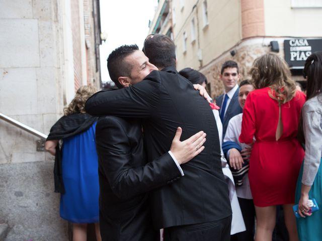 La boda de Jose y Mari en Fuenlabrada, Madrid 16