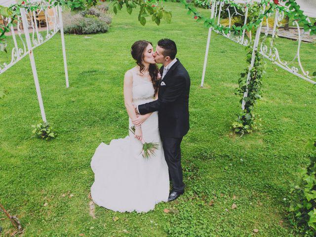La boda de Mari y Jose