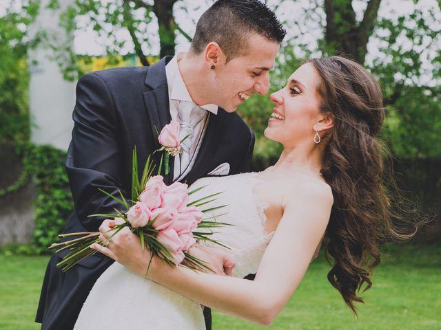 La boda de Jose y Mari en Fuenlabrada, Madrid 18